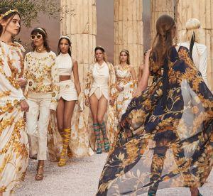 Chanel Croisière 2017/2018 : la mode façon Grèce antique