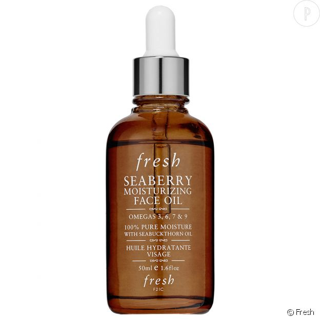 Seaberry Moisturizing Face Oil, Fresh, 56,50€.