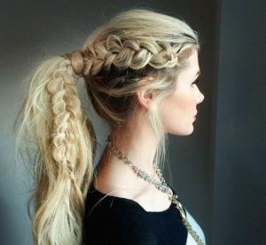 Inspiration coiffures : 3 tresses simples à faire pour briller en soirée