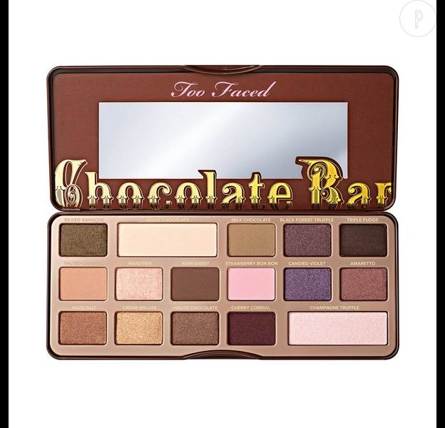 "Palette ""Chocolate Bar"", Too Faced, 47,00€ chez Sephora."