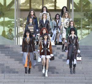 Défilé Croisière Louis Vuitton 2018 : l'essentiel d'un show plus-que-parfait