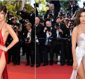 Bella Hadid enflamme Cannes, 2016 vs 2017 : quel look est le plus hot ?
