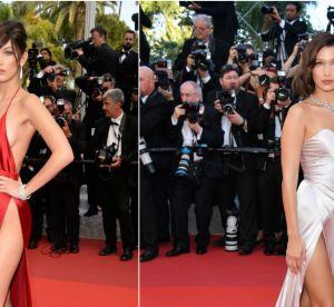 Bella Hadid enflamme Cannes, 2016 vs 2017 : quel look est le plus hot ?