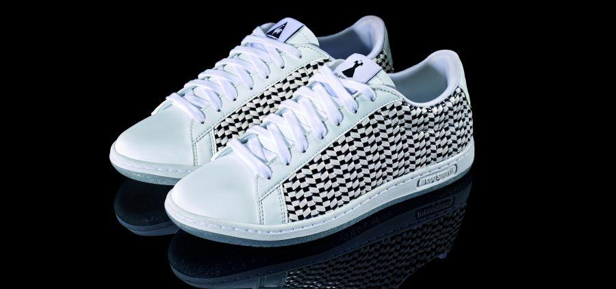 L'obsession Puretrend du moment : les sneakers Le coq sportif X Guerlain