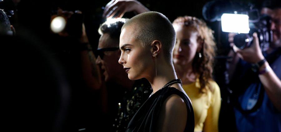 Cara Delevingne : la pixie cut qui bouleverse Cannes