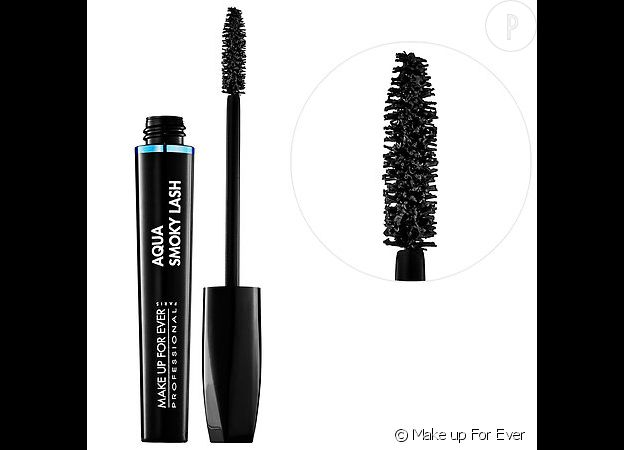 Mascara waterproof Make up For Ever, Aqua Smoky Lash, 25,50€.