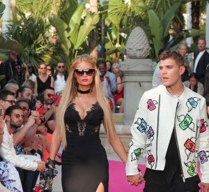 Paris Hilton et son boyfriend Chris Zylka.