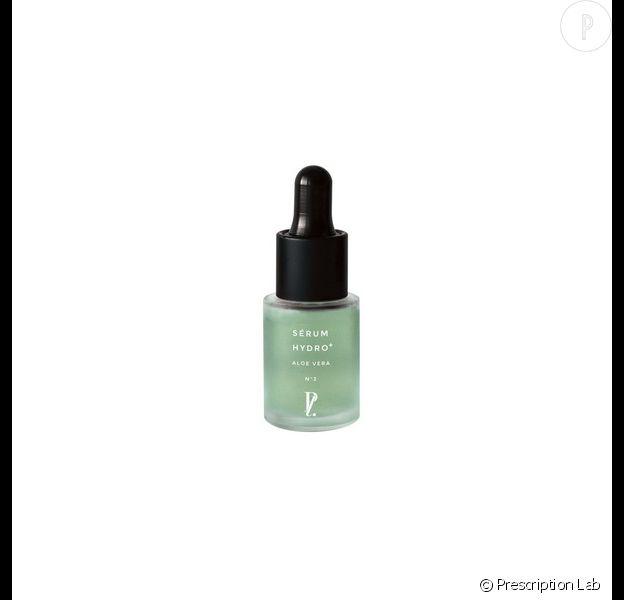 Sérum à l'Aloe vera Prescription Lab (15 ml), 28 € ou à retrouver dans la box du mois de juin sur le site.