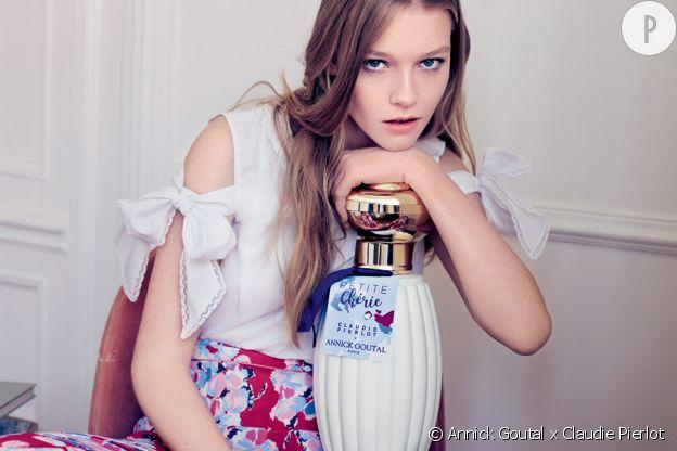 Annick Goutal x Claudie Pierlot