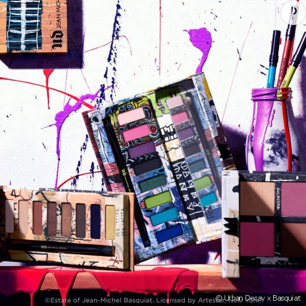 Urban Decay x Basquiat