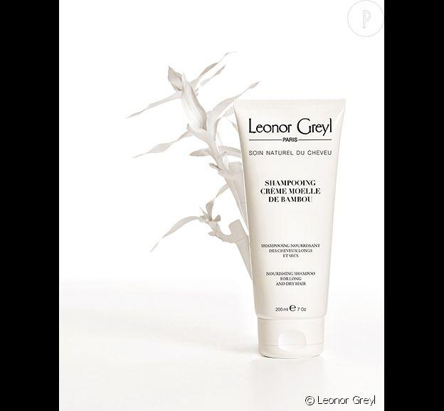 Shampoing crème de moelle de bambou, Leonor Greyl, 35,50€ chez Sephora