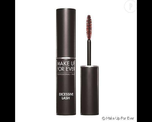 Mascara mini, Make Up For Ever, 13€.