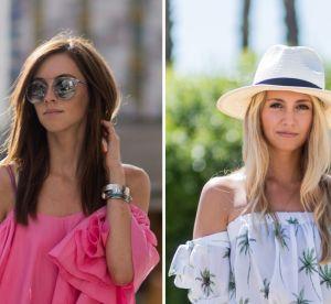 Mode d'emploi : la robe Bardot en 4 looks à shopper