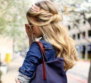 5 manières de porter le headband cet été