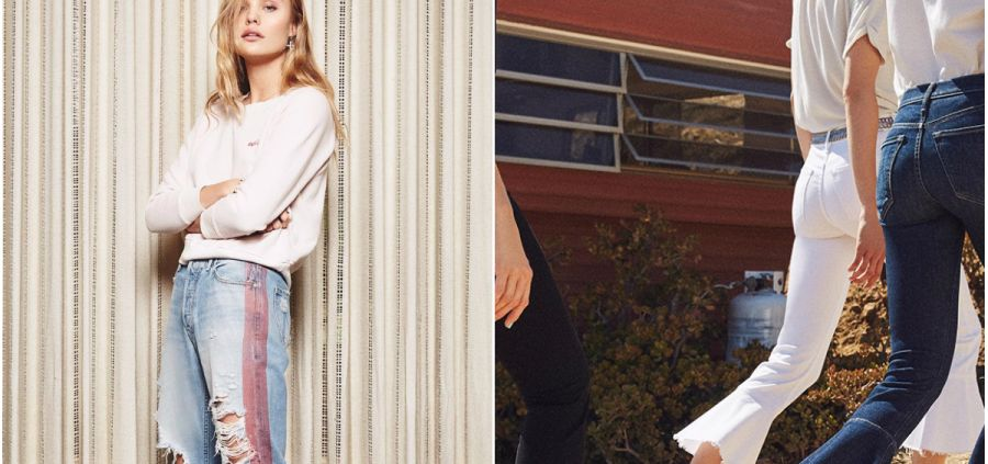Coups de coeur : nos marques de jeans préférées à (re)découvrir