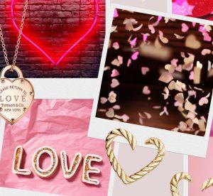 Un bijou pour la Saint Valentin : des coeurs, des coeurs, des coeurs...