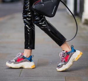 """Baskets de grand-père et """"ugly sneakers"""" : la tendance est à l'improbable"""