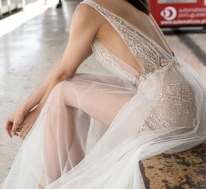 Naked dress : la tendance robe de mariée la plus sexy du moment