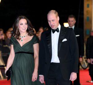 Kate Middleton : pourquoi elle n'était pas en noir comme les autres aux BAFTA ?