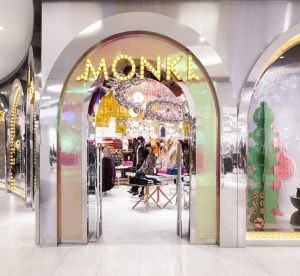 Monki ouvre son plus grand magasin au monde... à Paris