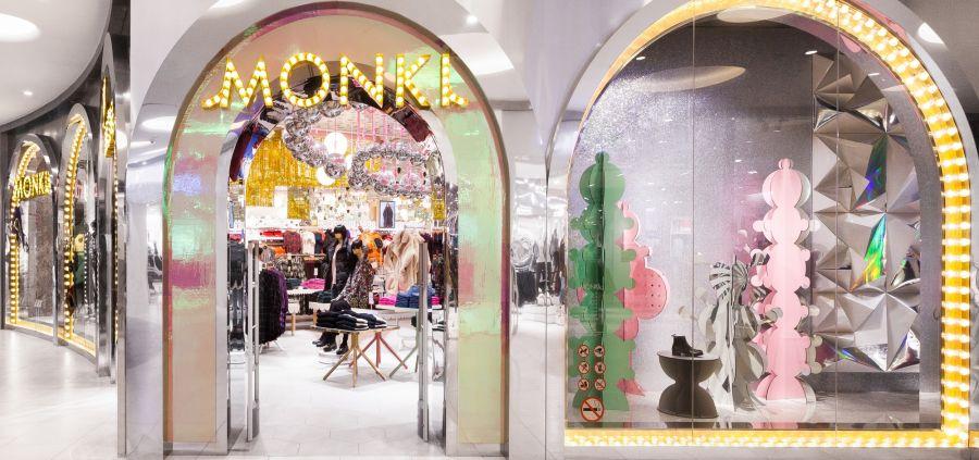 Monki ouvre son plus grand magasin au monde... à Paris