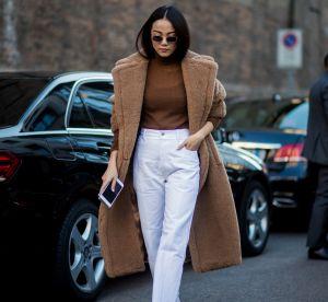 Le pantalon blanc en hiver, oui ou non ?