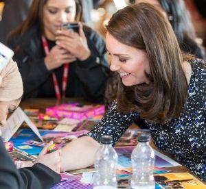 Kate Middleton se fait tatouer durant une visite à Sunderland