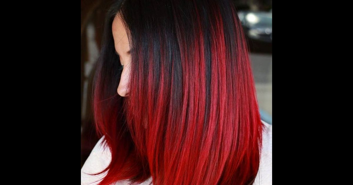 Cheveux Rouges Ces Nuances De Rouge Qui Vont Vous Faire Sauter Le Pas