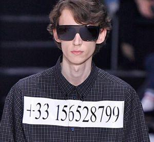 Balenciaga : ce qu'il se passe quand on appelle le numéro inscrit sur sa chemise