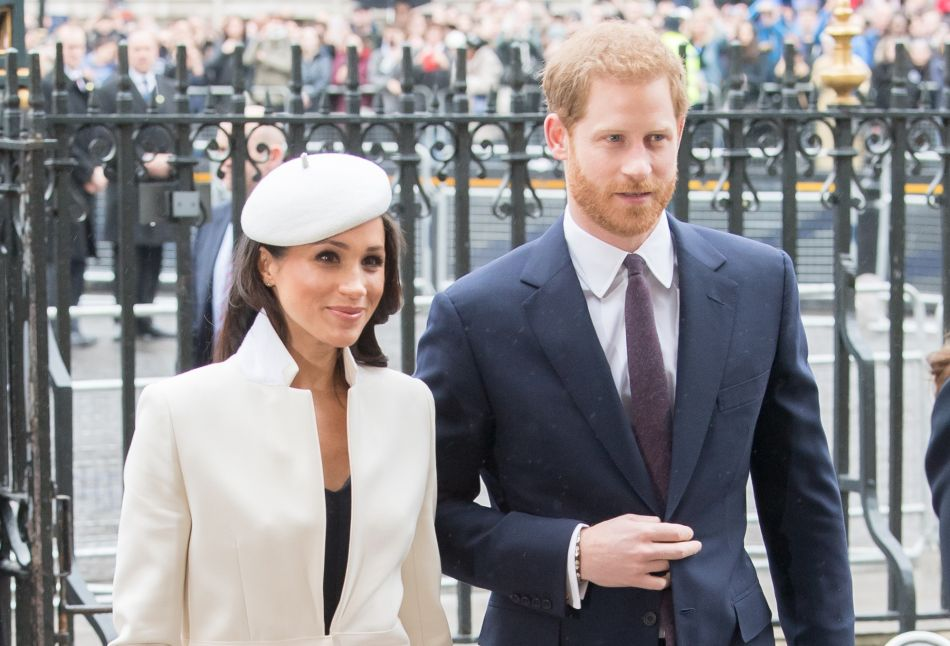 Prince harry et meghan on connait le dress code impos for Code vestimentaire semi formel pour mariage