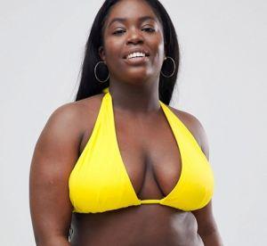 Asos choisit une mannequin noire plus size pour poser en bikini et fait le buzz