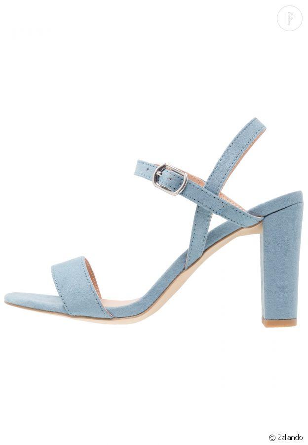 Sandales à talons hauts Wide Fit Timms - New Look 16,77€
