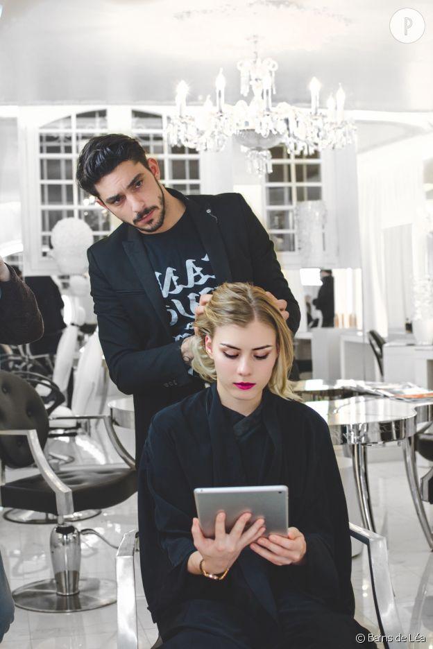 Botox capillaire la tendance cheveux tester for Bains de lea paris
