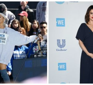 Selena Gomez et Ariana Grande : la maxi tresse, la coiffure du moment ?