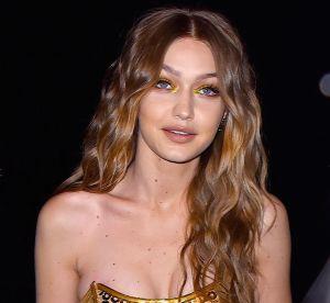 Gigi Hadid : un maquillage 24 carats pour ses 23 ans !