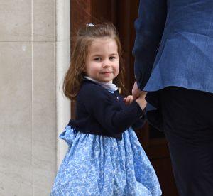 Princesse Charlotte : comment elle réussit à voler la vedette à son frère