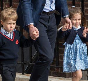 Kate Middleton maman normale : elle recycle les vêtements de ses enfants