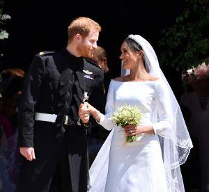 Meghan Markle : un mariage, deux tenues, deux styles audacieux