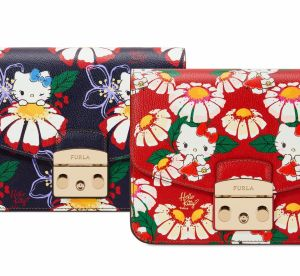 Furla x Hello Kitty, la collab chic et so kawaii que l'on attendait !