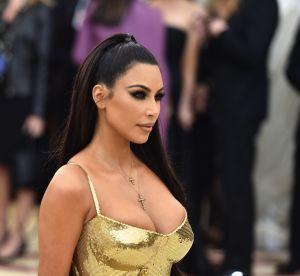 Kim Kardashian et son look improbable, elle n'a plus aucun tabou mode