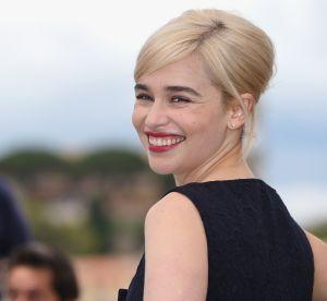 Emilia Clarke : elle coupe ses cheveux pour Game of Thrones (et on adore)