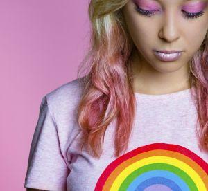 Comment colorer ses cheveux en mode arc-en-ciel quand ils sont foncés ?