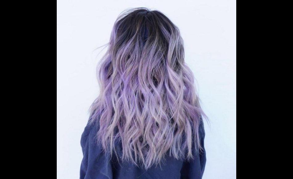 Coloration des cheveux couleurs et noms