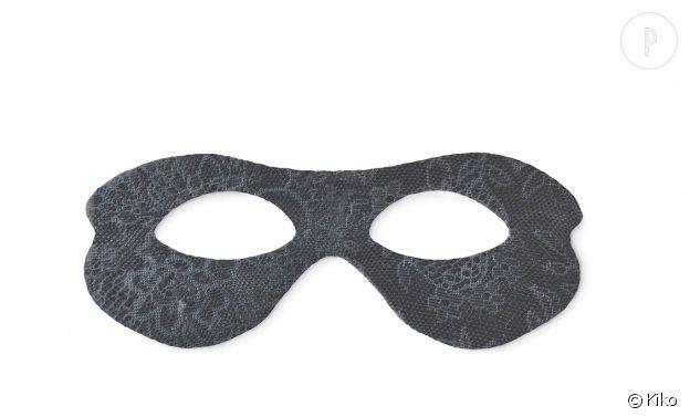 Eye contour mask