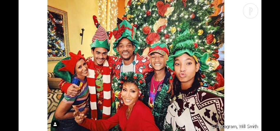 Noël Chez Les People Quand Les Célébrités Se Lâchent Photos Fun