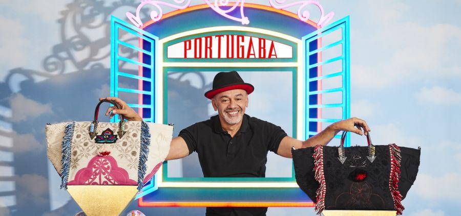 Christian Louboutin et le Portugaba, l'été sous le signe du Portugal