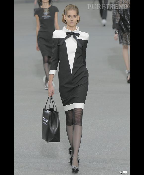 Défilé Chanel, printemps été 2009