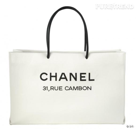 Shopping Bag de Chanel