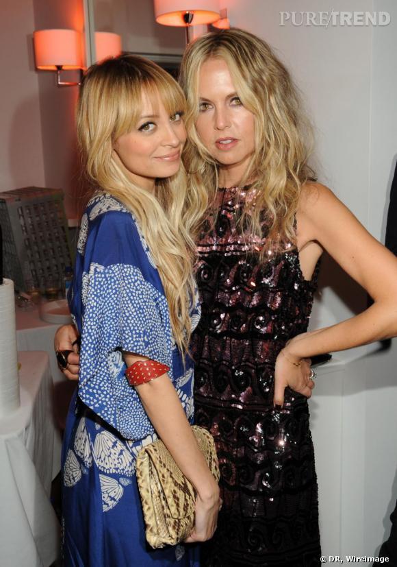 Rachel Zoe et Nicole Richie
