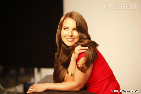 Kate del Castillo nouvelle égérie L'Oréal Paris